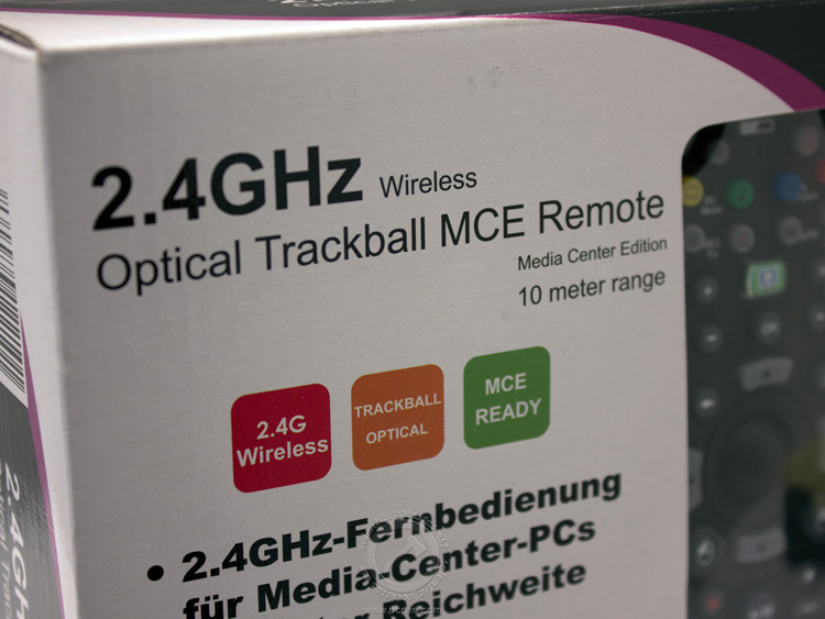 LCP MCE remote U1