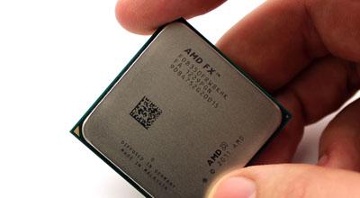 AMD FX8350 Vishera