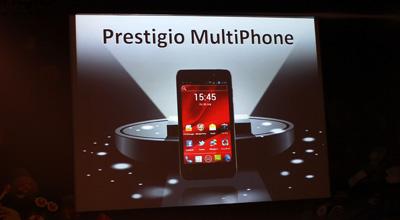 Prestigio MultiPhone