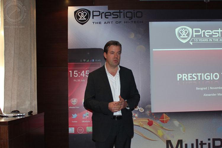 Prestigio MultiPhone 01