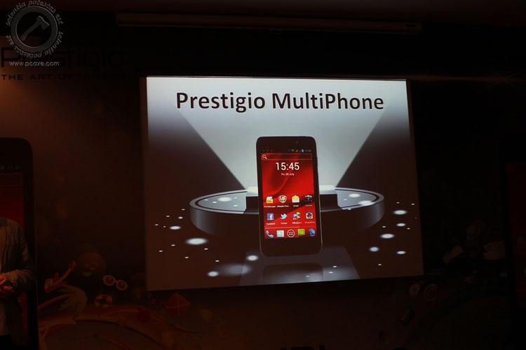 Prestigio MultiPhone 20