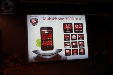 Prestigio MultiPhone 23 T