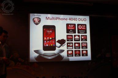 Prestigio MultiPhone 24 T