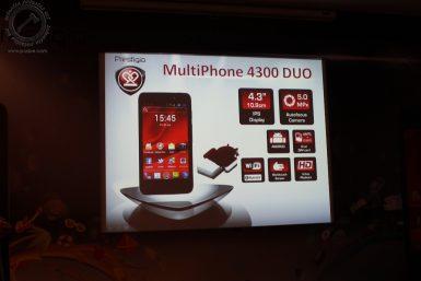 Prestigio MultiPhone 25 T
