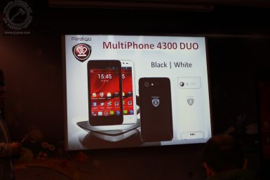 Prestigio MultiPhone 26 T