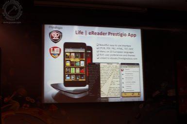 Prestigio MultiPhone 33 T