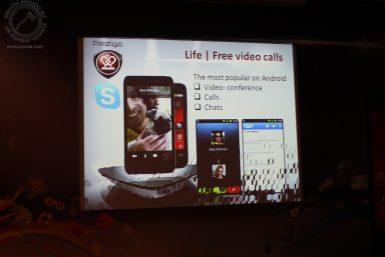 Prestigio MultiPhone 35 T