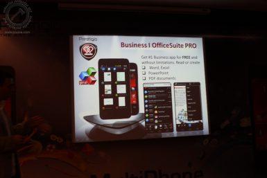 Prestigio MultiPhone 38 T