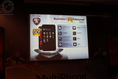Prestigio MultiPhone 39 T