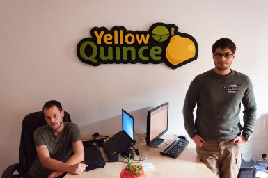 Yellow Quince AEON7 1 T
