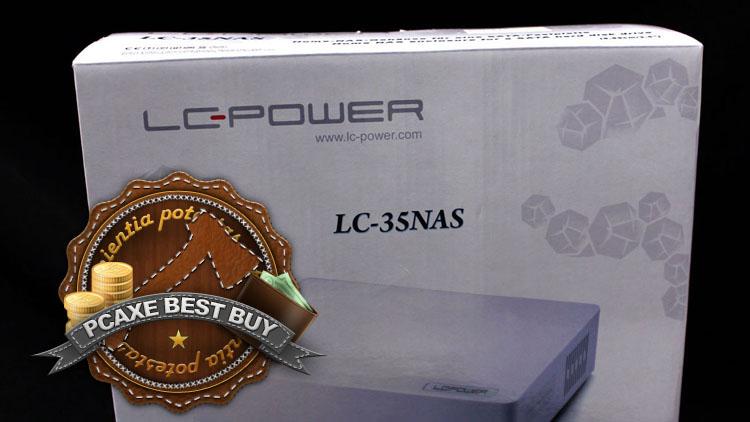 LC-Power LC-35NAS award