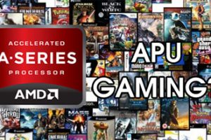 APU gaming