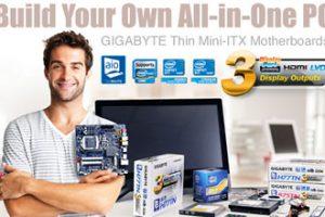 Gigabyte Thin mITX