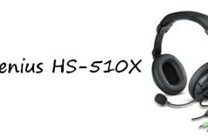 Genius HS-510X