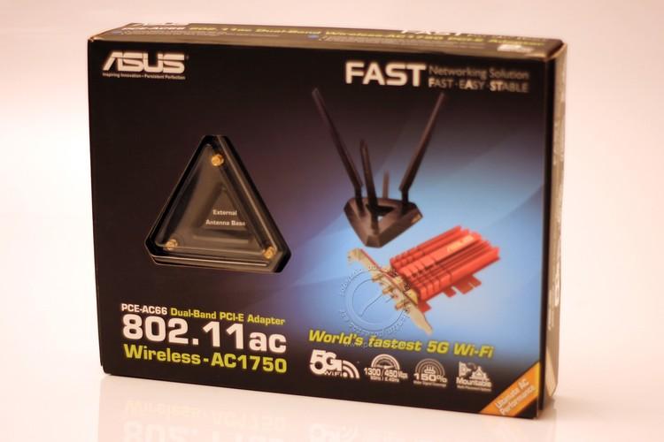 ASUS PCE-AC66 U1