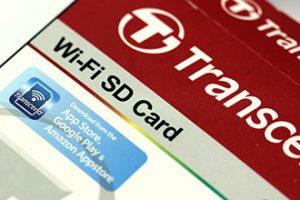 Transcend WiFi SD Card Class10