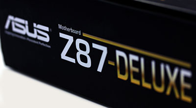 ASUS Z87 Deluxe