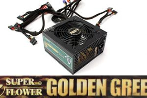 Super Flower Golden Green 400W