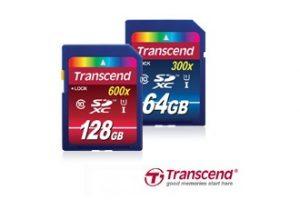 Transcend SDXC UHS-I
