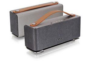 LUXA2 Groovy Wireless Stereo Speaker