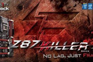 ASROCK Z87 Killer