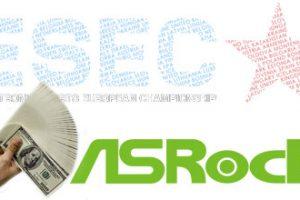 ASRock povecao nagradni fond ESEC 2013