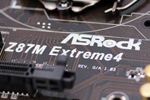ASRock Z87M Extreme4