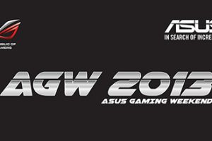 ASUS Gaming Weekend 2013