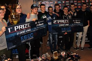 ESEC 2013 Finals