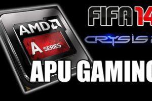 APU Gaming Crysis 2 FIFA 14