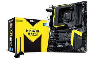 MSI MPower MAX AC 802 11 AC WLAN