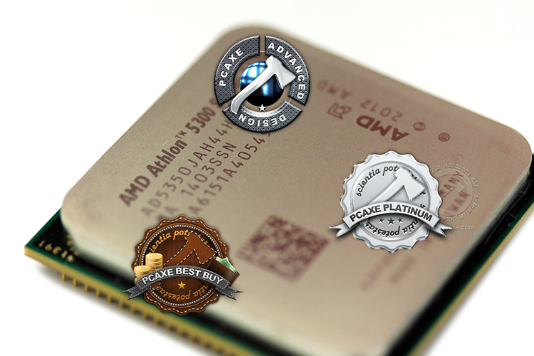 AMD Athlon 5000 FS1B award