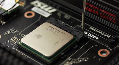 AMD APU A8 7600 6500 MSI A88XIac