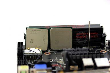 AMD APU A8 7600 6500 MSI A88XIac 005 T