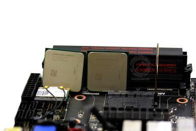 AMD APU A8 7600 6500 MSI A88XIac 007 T
