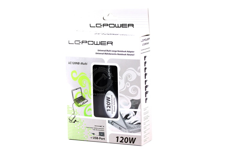 LC-Power LC120NB Multi U1