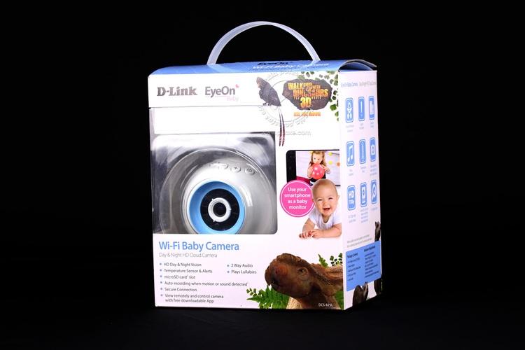 D-Link EyeOn Baby Camera U1