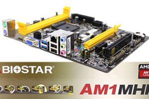 Biostar AM1HMP