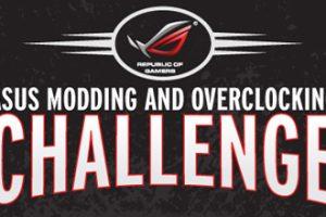 ASUS OC Mod Challenge