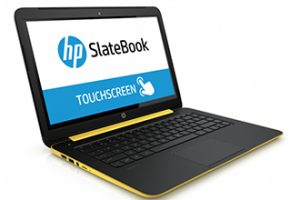 HP SlateBook 14 with Android