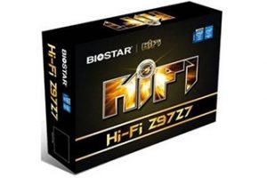 BIOSTAR Z97Z7 Hi-Fi