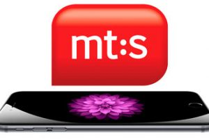 mts iPhone