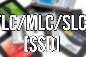 TLC MLC SLC-PCAXE