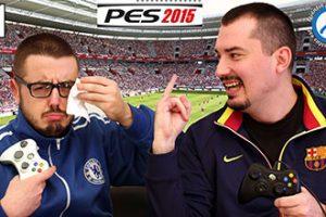 Dule Sloba PES 2015