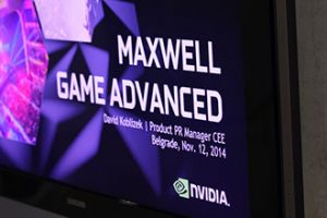 NVIDIA Maxwell Game Advanced