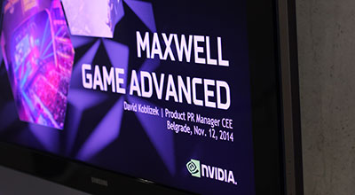 NVIDIA Maxwell Game Advanced