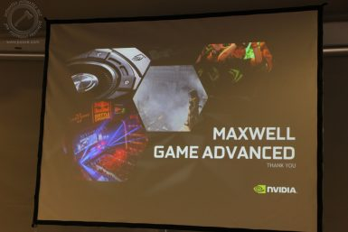 NVIDIA Maxwell Game Advanced 005 T