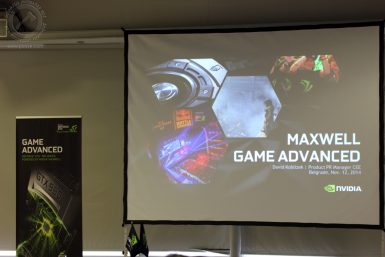 NVIDIA Maxwell Game Advanced 044 T