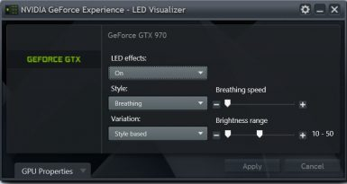 NVIDIA GEFORCE EXPERIENCE 005 T