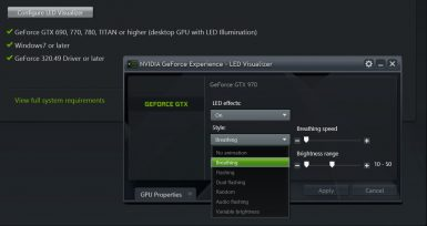 NVIDIA GEFORCE EXPERIENCE 006 T